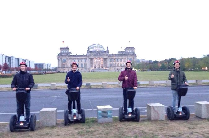 Berlin Private City Tour on Segway