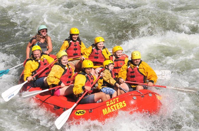 Canon City Half-Day Whitewater Rafting In Bighorn Sheep Canyon - Cañon City