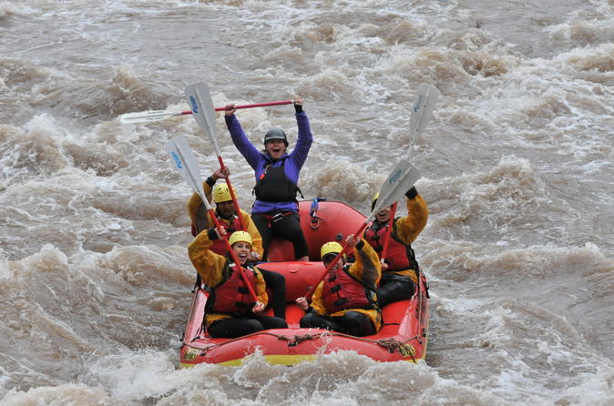 Canon city half day whitewater rafting in royal gorge in ca on city 205889
