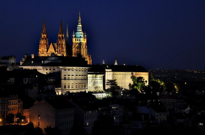 Photography Tour of Prague by Night