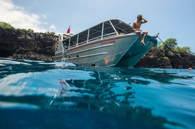 Private Charter: Customizable Big Island Boat Adventure
