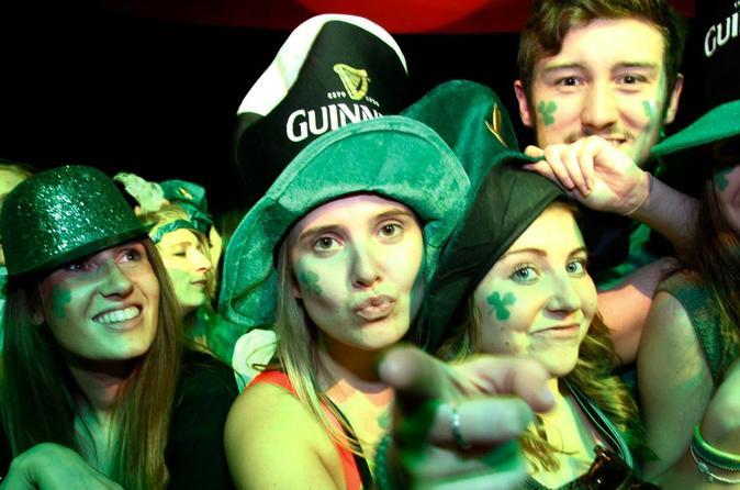 St Patrick's Day Pub Crawl