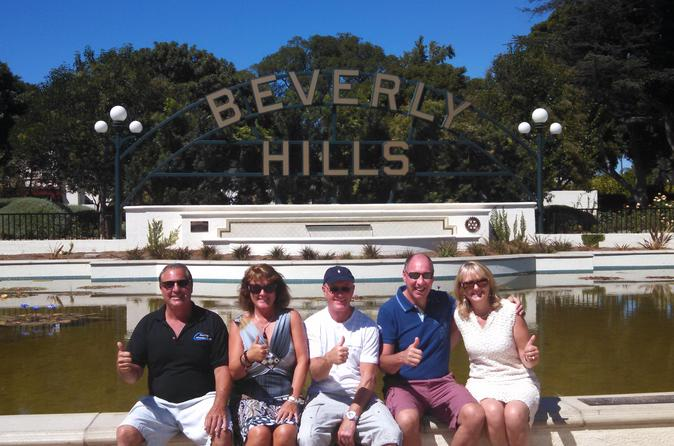 Hollywood sightseeing tour from orange county in huntington beach 399130