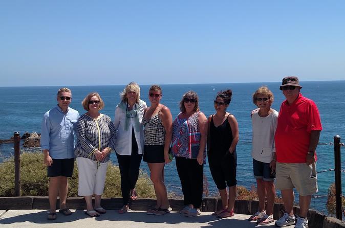 Orange County Coastal Adventure Tour