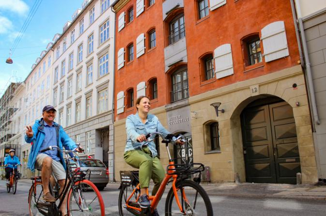 Bike tour around Munich's best sights!
