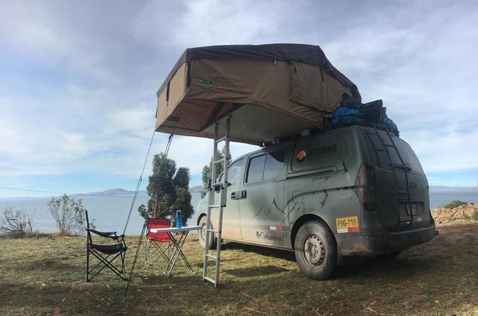 13 Day Roadtrip Southern Route of Peru