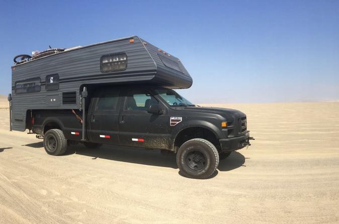 Motorhome Rental: Ford F250 Camper Elkhorn
