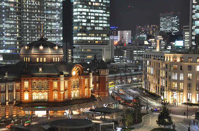 Private Tour - Visit Hidden Scenic Locations in the area of Tokyo Station