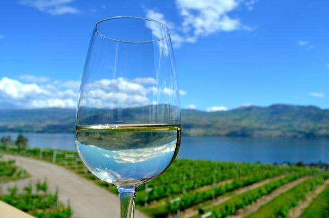 Soapstone Carving with Wine and Culinary Experience at Okanagan Vineyard