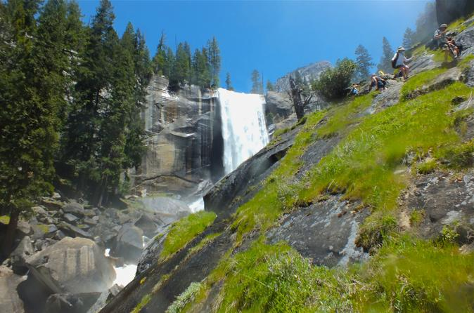 Yosemite mist trail hike from sacramento in sacramento 188968