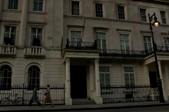 3 Hour Private Downtown Abbey London Tour for Small Group