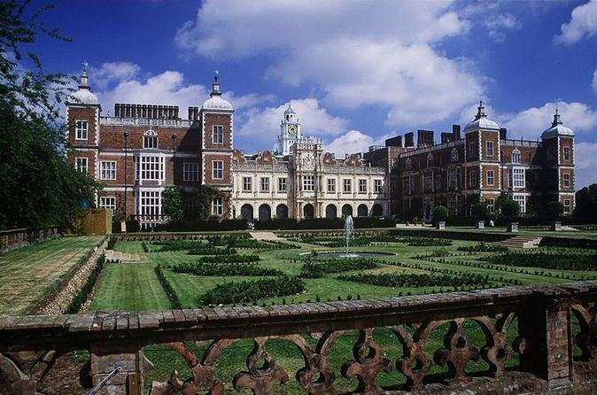 Hatfield House - Home of Queen Elizabeth I