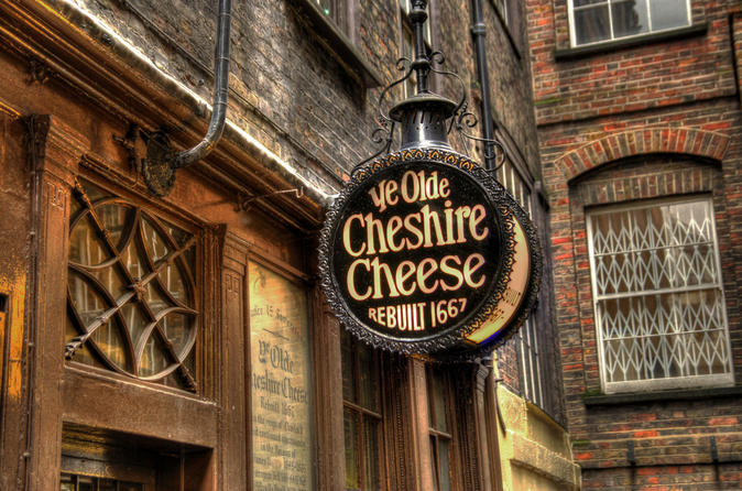 Historic London Pubs Walking Tour