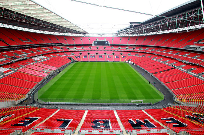 Iconic London Sporting Venues Tour - Wembley - Wimbledon - Lords