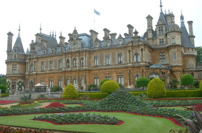 Waddesdon manor a rothshild french chateau estate in england