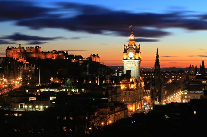 Edinburgh Private Walking Tour