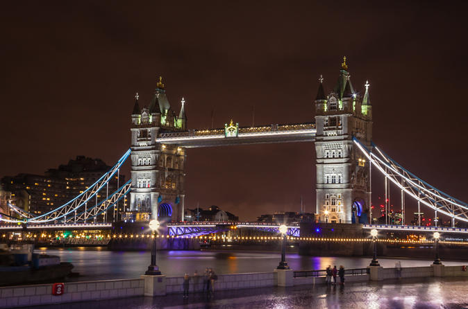 Private Tour: Tower Bridge Night Photography Tour
