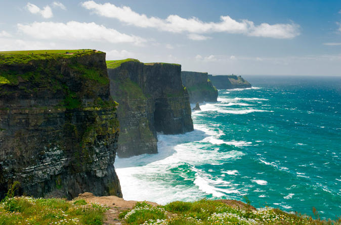 Aran islands and the cliffs of moher tour including cliffs of moher in galway 191921