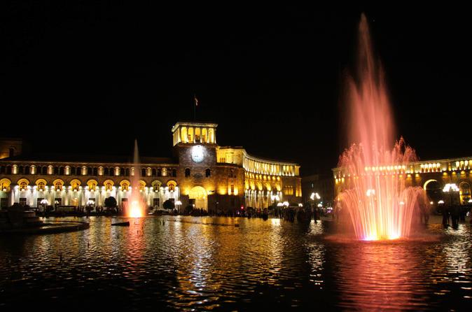 Amazing 7-Day tour in Armenia!