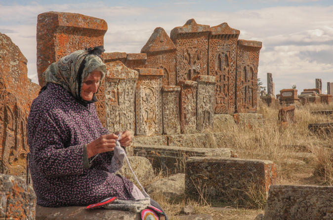 Armenia: On Tubalkain's Tracks