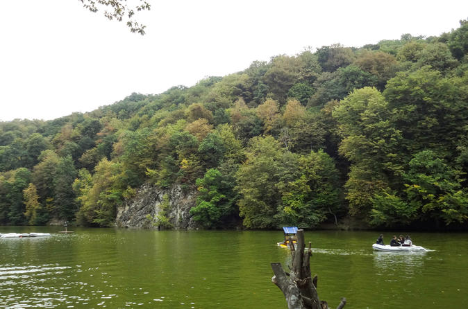 Private camping in Tavush & the discovery of Lake Sevan