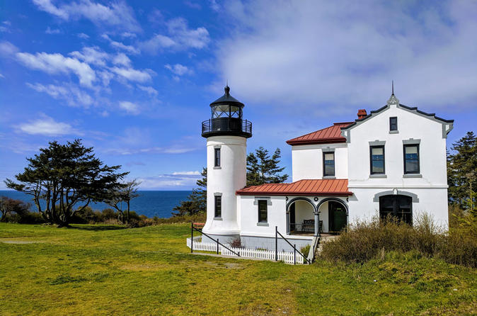 Whidbey Island and Deception Pass - Luxury Small Group Day Tour with Lunch