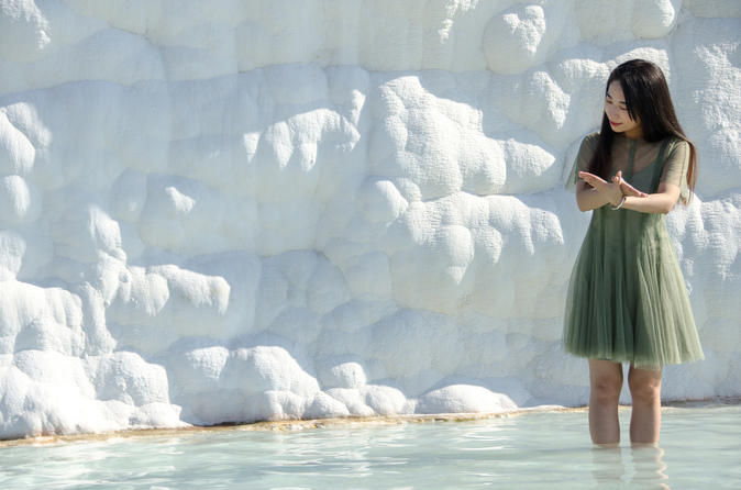 Private Full Day Pamukkale Hierapolis Tour from Istanbul