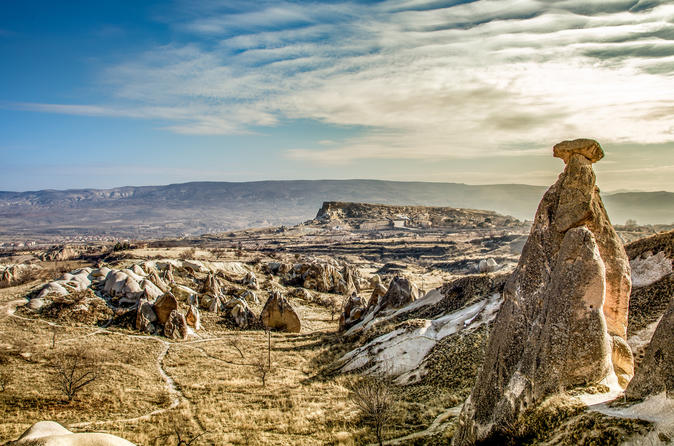 Private Full Day Unique Cappadocia Tour from Istanbul