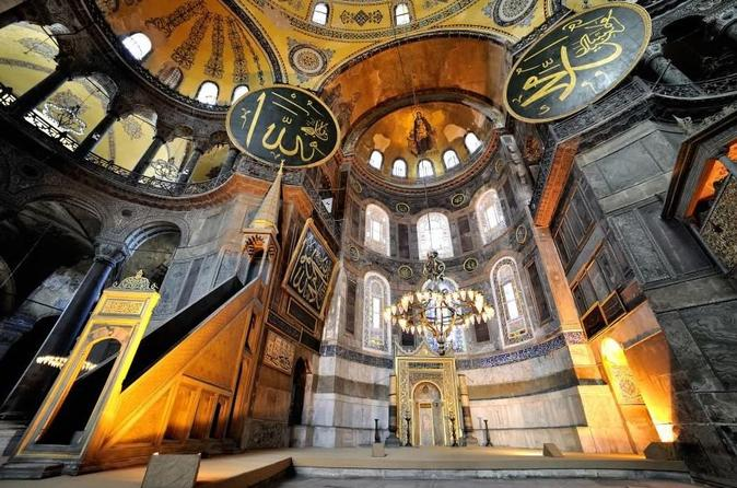 Private Guided Istanbul Old City Sultanahmet Tour - Full Day