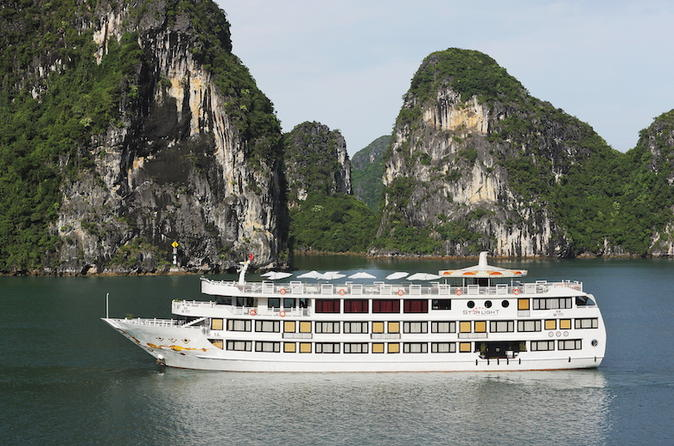3-Day Halong Bay Cruise on the Starlight