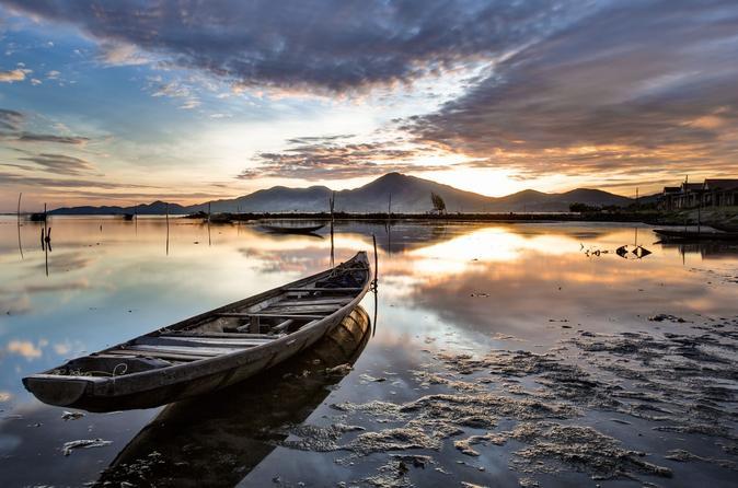Admire Sunset or Sunrise in Hue