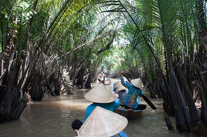 Mekong Delta Insight Tour - Deluxe Group Tour