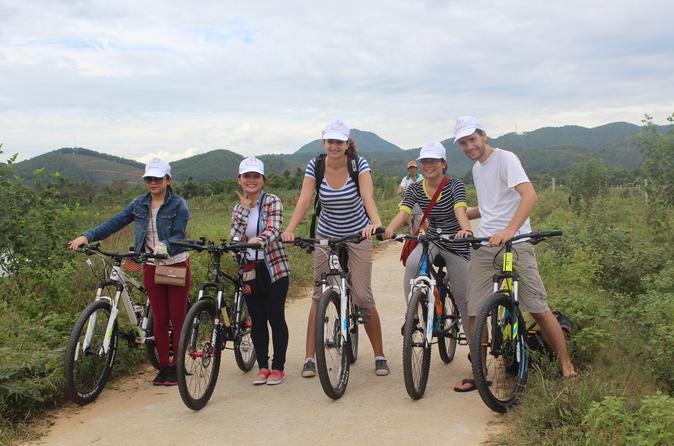 Thuy Bieu Cycling Tour with Lunch