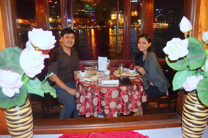Saigon by Night: Traditional Dinner Cruise