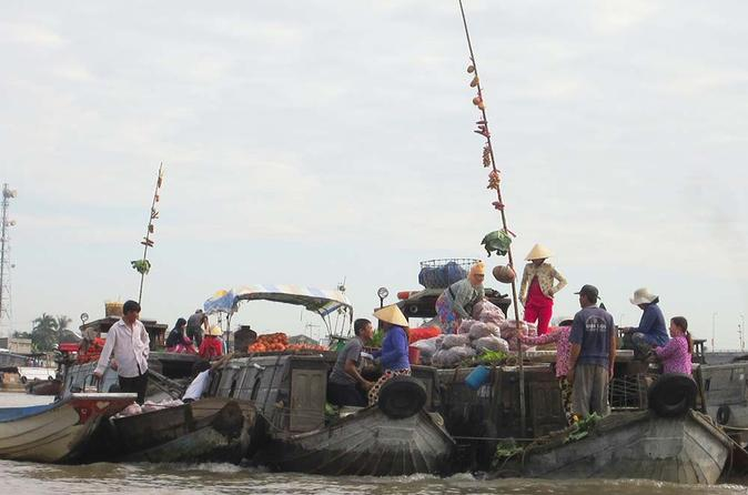 Small-Group Cai Be Floating Market Day Tour from Ho Chi Minh City