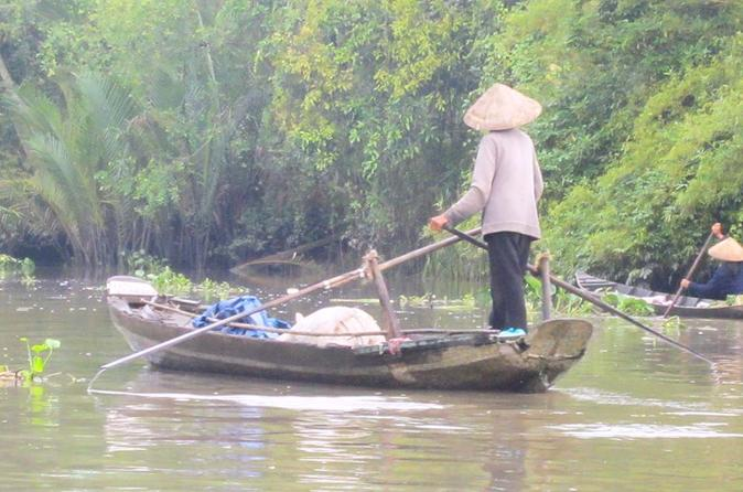 Small-Group Full-Day Mekong Delta Trip from Ho Chi Minh City