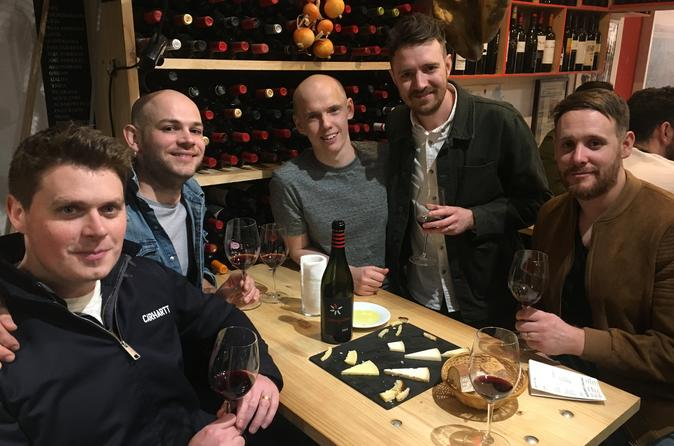 The Vermouth route and wine tasting in Madrid