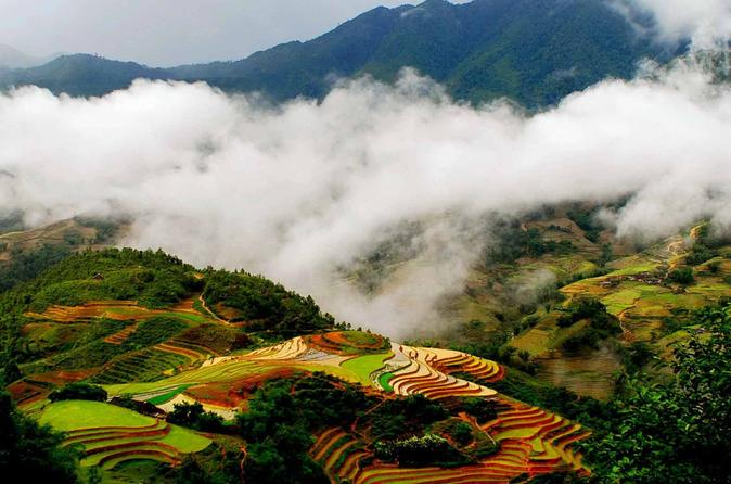 3-Night Sapa Easy Trek and Homestay with Round Trip Transfer from Hanoi