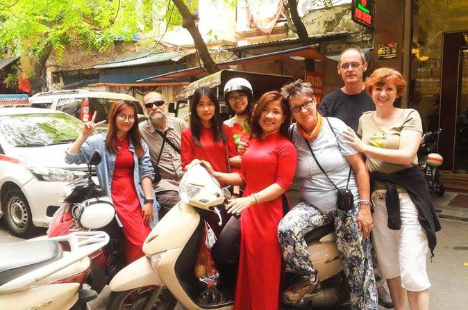 Half day hanoi food tour by motorbike in hanoi 187838