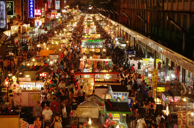 Hanoi Night Market and Street Food Tour