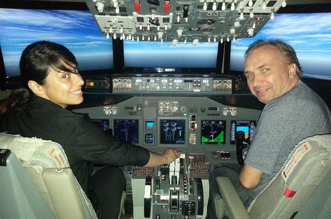 Boeing 737 flight simulator experience in clearwater 192098