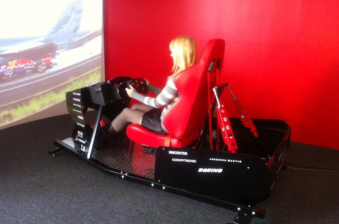 Formula 1 Race Car Simulator Experience