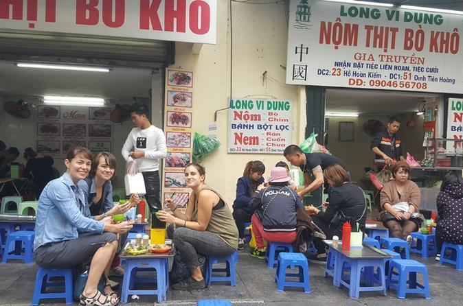 Hanoi Tasting Tour Includes Great Street Foods