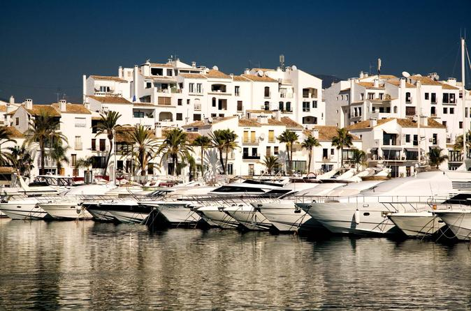 Half day private city tour of marbella and puerto ban s in marbella 293683