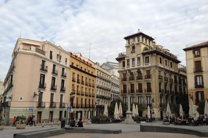 Madrid 4-Hour Private Custom Walking Tour of Los Austrias