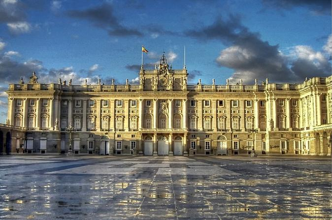 Madrid Private 4-Hour Tour of the Royal Palace