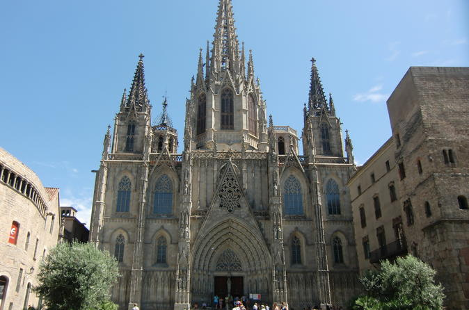 Private Full Day City Tour in Barcelona