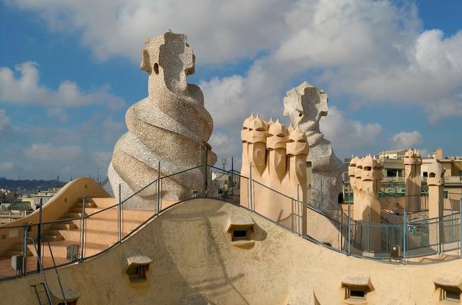 Private Gaudi Tour in Barcelona