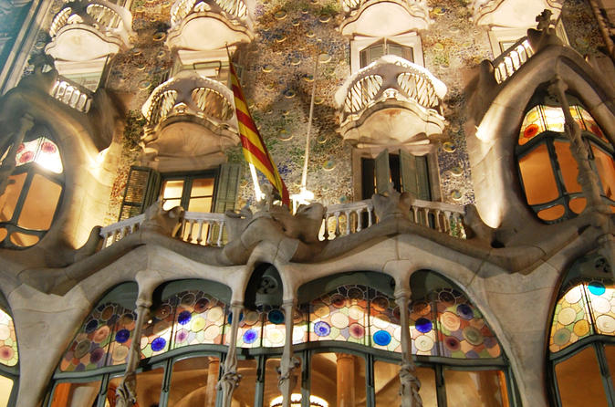 Private Half Day Walking Tour in Barcelona