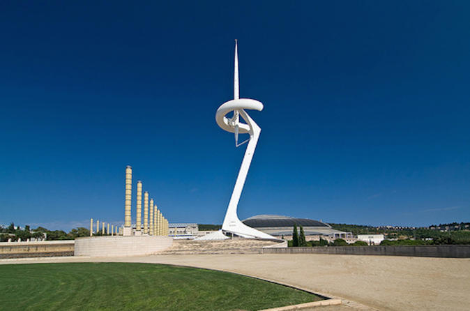 Private Modern Architecture Tour of Barcelona